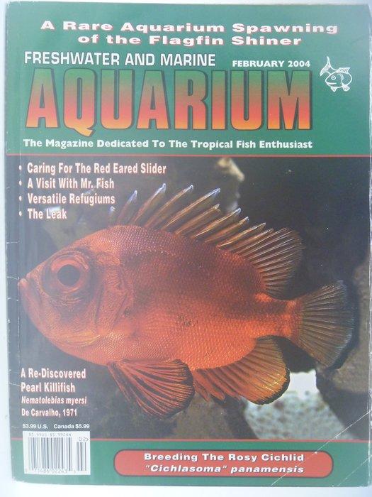 【月界】Freshwater and Marine Aquarium Magazine-2004/2 〖寵物〗CES
