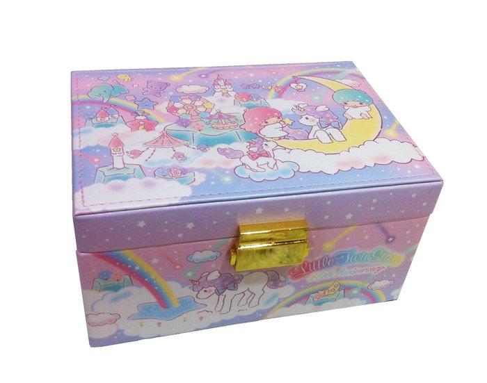 《東京家族》雙子星-夢 附鏡 飾品盒/珠寶盒/置物盒/收納盒