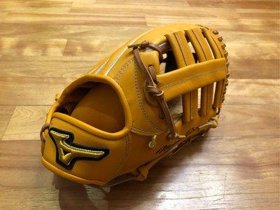[黑瑞賣手套] Mizuno Pro 波賀 Haga D link 1AJGH20007 硬式 外野 棒球手套 壘球手套