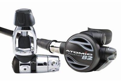 台灣潛水-- ATOMIC B2 調節器