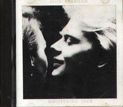 K - John Farnham - Whispering Jack - 日版