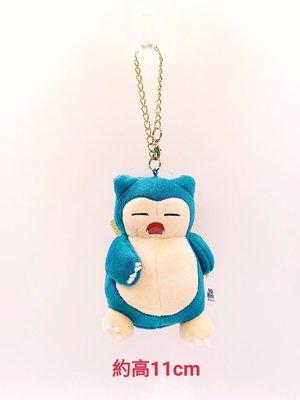 日本寶可夢商品 卡比獸公仔吊飾