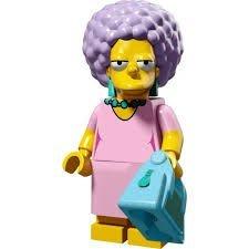 LEGO 樂高 辛普森家庭 第二代 人偶包 71009 單售12號 THE SIMPSONS 2 minifigures