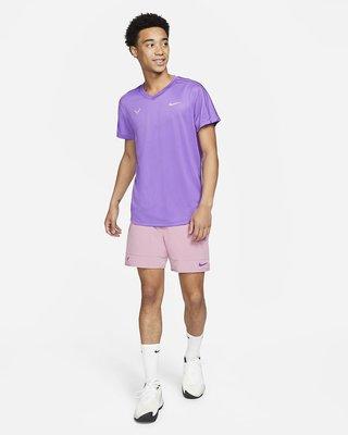 【T.A】限時優惠 Nike Rafa Challenger Tennis Crew Nadal 納達爾 戰袍 網球球衣 2021新款 羅馬大師賽