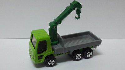 @水海堂@ 奧麗 迷你合金車模型玩具 模型玩具車 - 吊卡車 (155)