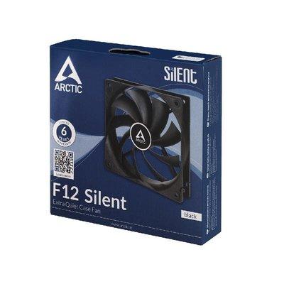 小白的生活工場*Arctic Cooling F12 Silent 12公分靜音風扇/800轉