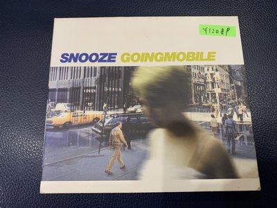 *還有唱片行*SNOOZE / GOING MOBILE 二手 Y12089
