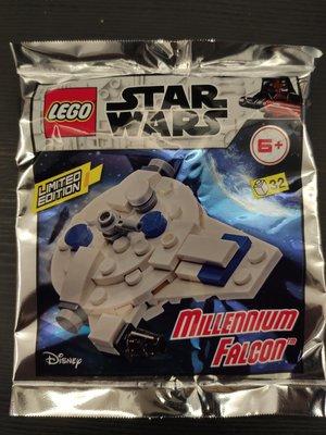 樂高限定迷你版 星際大戰 千年鷹號 LEGO STAR WARS MILLENNIUM FALCON (POLYBAG)