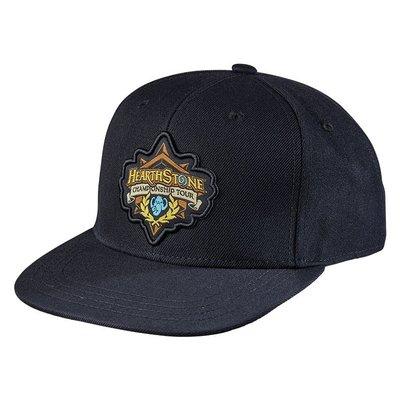 【丹】暴雪商城_Hearthstone Championship Tour Hat 爐石戰記 世界冠軍 帽子