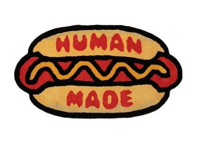 【日貨代購CITY】2021SS HUMAN MADE HOT DOG RUG SMALL 熱狗 小 地毯 現貨