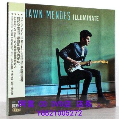 阿雪CD店 肖恩門德斯 Shawn Mendes 照亮愛 Illuminate 豪華版CD 星外星