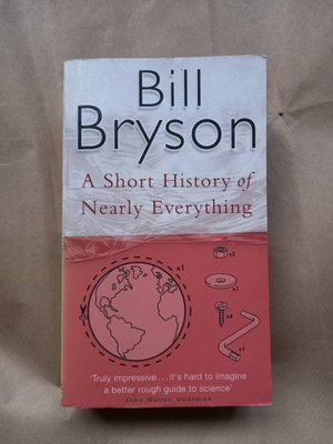 科普/(絕版)Bill Bryson-A Short History Of Nearly Everything(萬物簡史