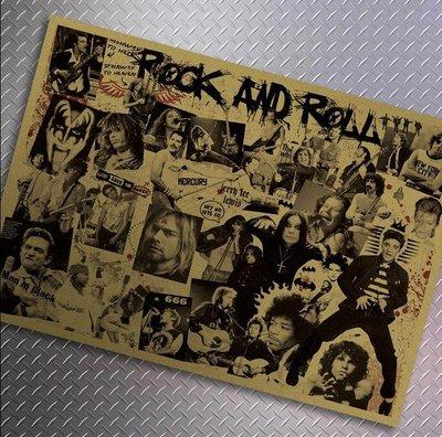 【貼貼屋】ROCK AND ROLL ...