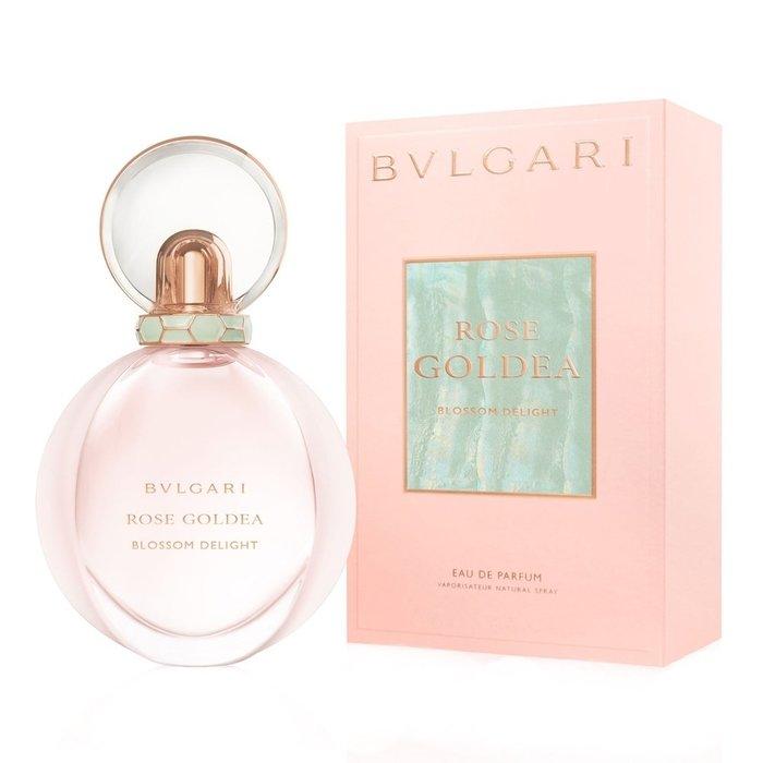 [世紀香水廣場] BVLGARI Rose Goldea 寶格麗 最新歡沁玫香女性淡香精1.5ml原廠針管