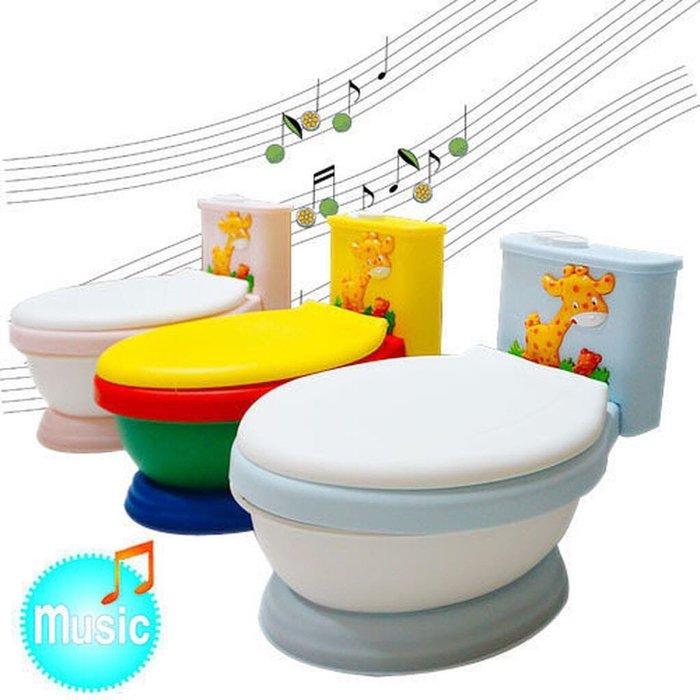 ✿荳荳小舖✿聖誕節 交換禮物 台灣製 KRAFT 音樂馬桶 兒童學習便器 仿真小馬桶 兒童馬桶 學習大號小號