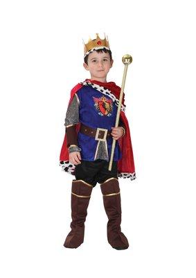 歡樂賣/ 萬聖節服裝,萬聖節裝扮,聖誕舞會,變裝派對,兒童變裝服-國王服裝/帥氣小國王