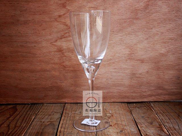 +佐和陶瓷餐具批發+【XL070731-1玻璃高腳杯350cc-日本製】日本製 玻璃杯 高腳杯 紅酒杯 玻璃器皿 食器