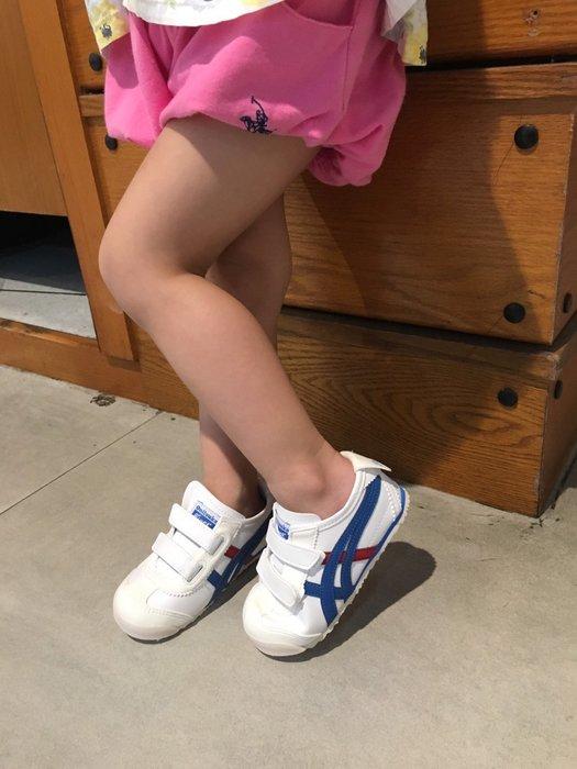 iSport愛運動ONITSUKA TIGER MEXICO 66 小童鞋 C4D4L0143