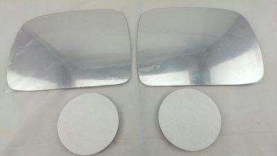 *HDS*BMW X5 E53 00-06 白鉻鏡片(一組 左+右 貼黏式) 後視鏡片 後照鏡片 後視鏡玻璃