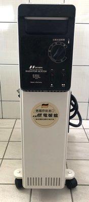 北方 NORTHERN ATN1509 葉片式電暖器 暖爐 德國製 寒冬必備