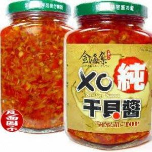 金海集XO純干貝醬