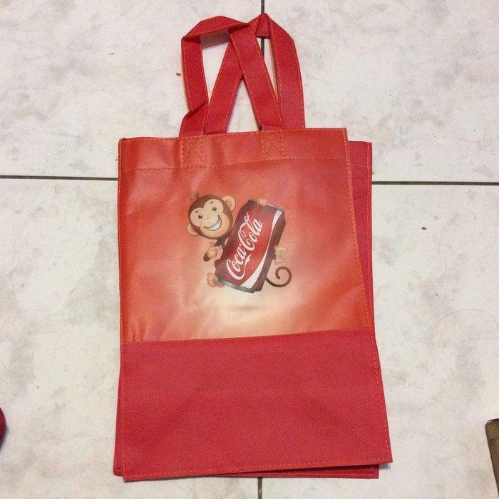 COCA COLA可口可樂 限量珍藏 購物袋  買五送一