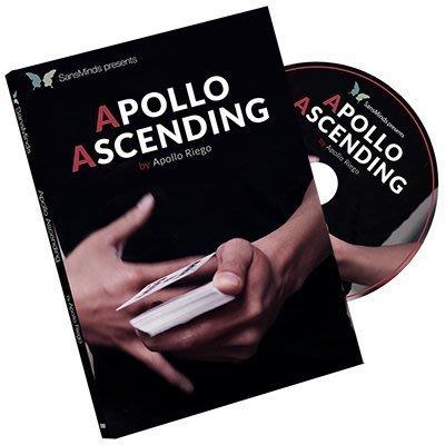 【天天魔法】【S550】正宗原廠~阿波羅昇空~Apollo Ascending by Apollo Riego~
