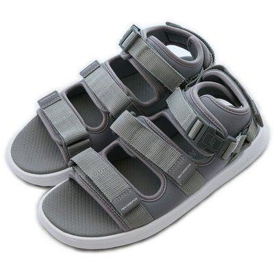 NEW BALANCE SD750CG 灰色 灰白 夏季 戶外舒適休閒 魔鬼氈 涼鞋 涼拖鞋 NB 請先詢問庫存