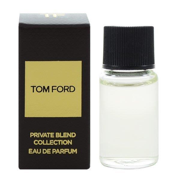 Tom Ford 私人調香 藍色苦橙/暖陽橙花/時尚暗黑 原裝小香 多種香味可選 4ml EDP (無盒版)《安安坊》