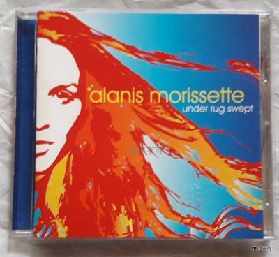 Alanis Morissette 艾拉妮絲莫莉塞特  under rug swept 往事塵封專輯