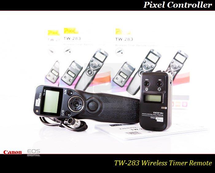 【特價促銷】Nikon MC-30 全新原廠PIXEL品色TW-283無線液晶電子快門線 D800/D810