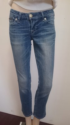 Levi's牛仔褲低腰skinny