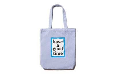 """[ LAB Taipei ] have a good time """"BLUE FRAME TOTE"""" (Cerulean)"""