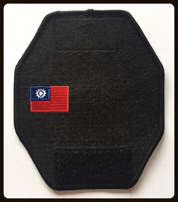 EmbroFami 國旗圖案提把套ikitecover x 2pcs (DIY名字)