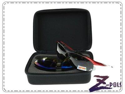 Z-POLS亞洲旗艦版年度鉅獻(雙框款),四組片裝(含偏光)太空纖維超強彈性款運動眼鏡,全新上市!