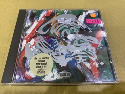 *還有唱片行*THE CURE / MIXED UP 二手 Y12299 (149起拍)