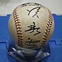 棒球天地----2013 WBC教練團 中信鯨 謝承勳 早期簽名球.字跡漂亮