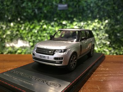 1/43 LCD Models Range Rover SV Autobiography LCD43001SL【MGM】
