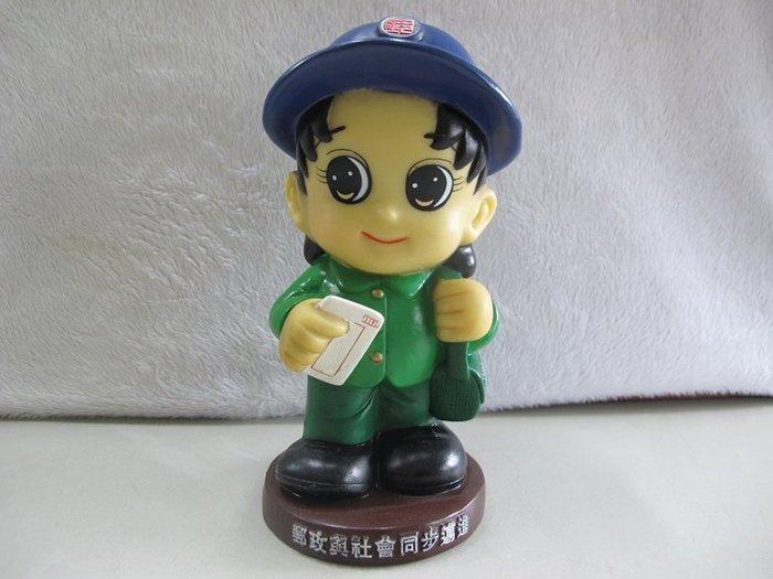 二手舖~中華郵政 早期中華郵政寶寶存錢筒