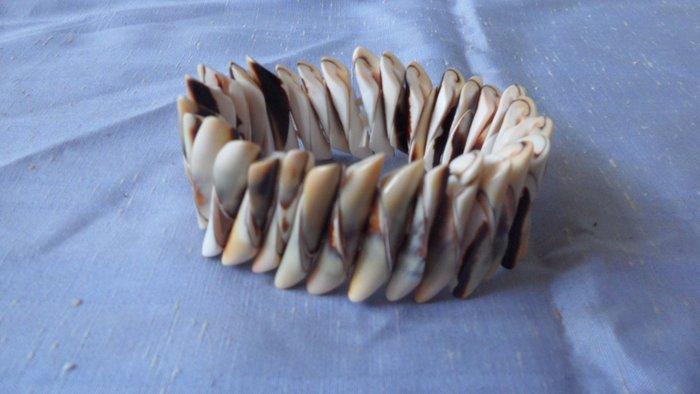 紫色小館8-------貝殼手鍊