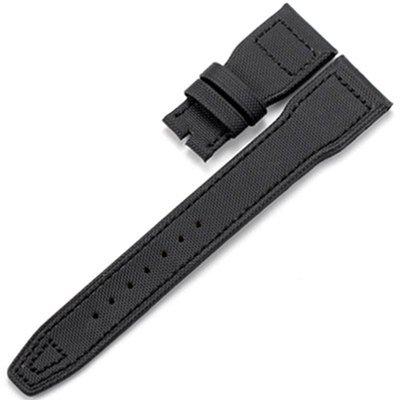 奇奇店-VETOO維途手錶帶 真皮錶帶 牛皮仿碳纖維紋理 飛行員適用(型號不同價格不同請諮詢客服喔)