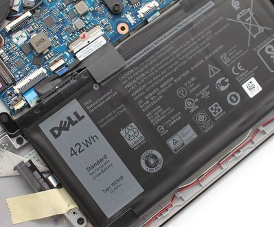 ☆全新 DELL 原廠電池 Inspiron 15 7000 7570 P70F 內置電池更換【WDX0R】