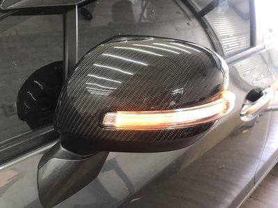 九七八汽車精品 喜美九代 專用 後照鏡導光方向燈 CIVIC 9 9代 9.5代 K14 公司貨品質保證 !