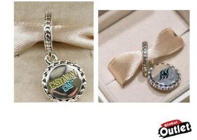 【全球購.COM】PANDORA 潘朵拉 士尼新款琺瑯2019郵輪吊墜珠 925純銀 美國正品代購