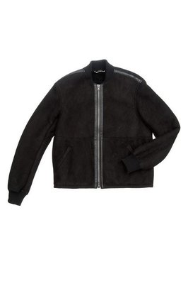 Levi's Made & Crafted Shearling Bomber jacket 皮毛一體外套 軍裝 LMC