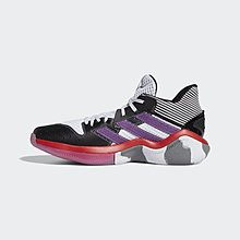 ADIDAS HARDEN STEP-BACK 黑色 黑紫白 哈登 大鬍子 舒適緩震 實戰 籃球鞋 EH1995