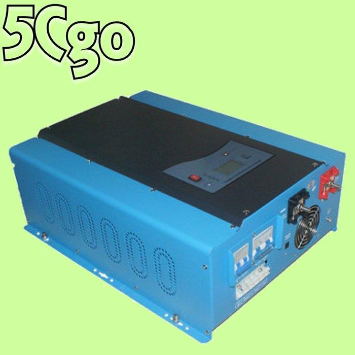 5Cgo【代購】工頻一體機逆變壓器純正弦波充電家庭工業太陽能轉換大功率8000W閒置時過載短路自動斷電另5000W 含稅
