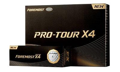 FOREMOST PRO-TOUR X4  四層高爾夫球
