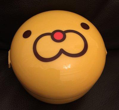 Mister Donut 波堤獅便當盒---收藏品出清