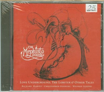 """""""地鐵之愛 Love Underground""""- R Harvey/Christopher Gunning,全新英版04"""